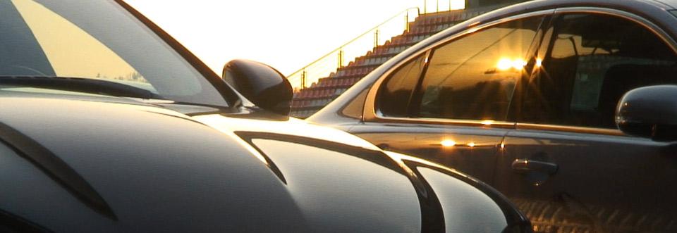 Frame video para Jaguar y Motorpress. Pixelarte estudio de diseño gráfico, creatividad y web.