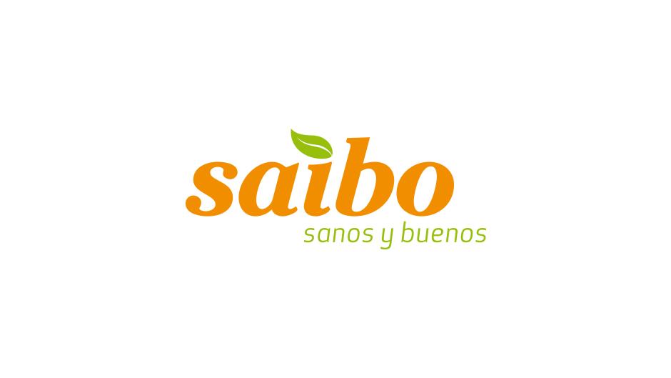 Diseño de identidad corporativa Saibo - Diseño de logotipo empresa de alimentación - Estudio de diseño gráfico Valencia Pixelarte