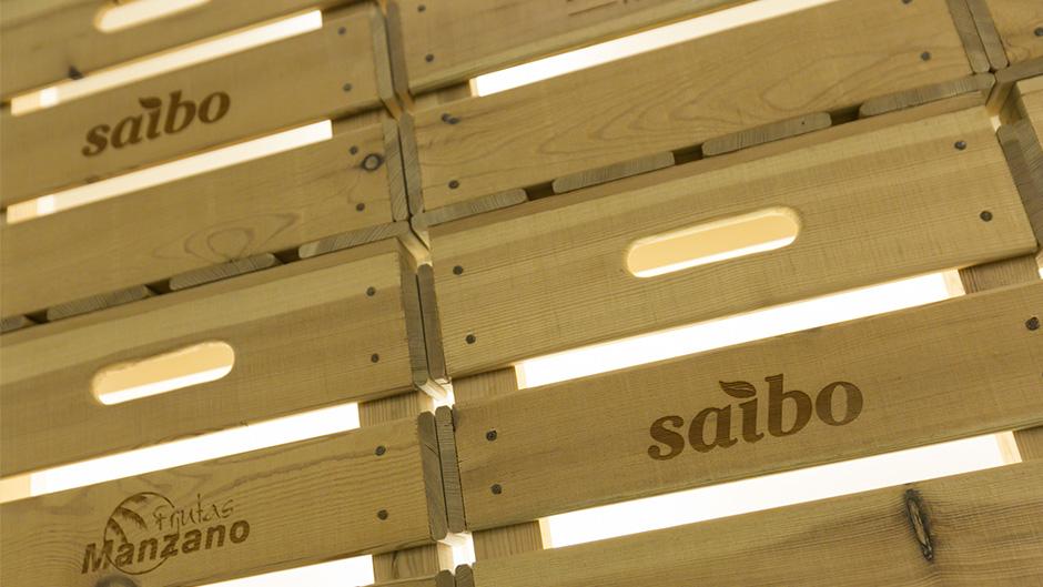 Diseño de identidad corporativa Saibo - Diseño de packaging para empresa de alimentación - Estudio de diseño gráfico Valencia Pixelarte