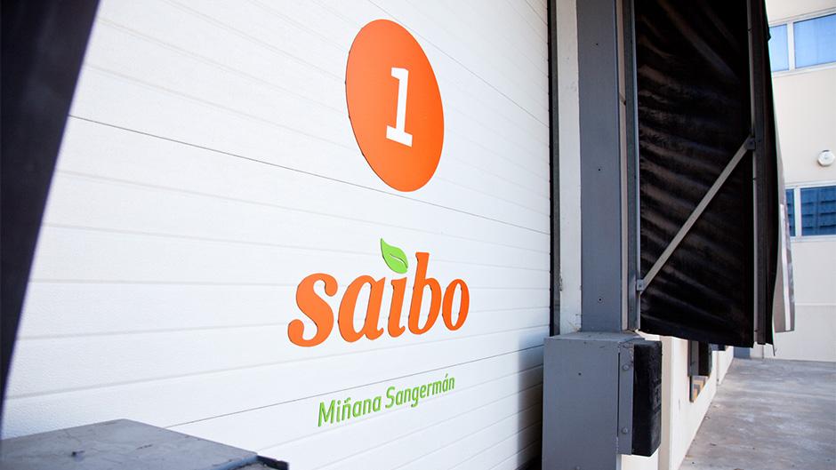 Diseño de identidad corporativa Saibo - Diseño de interiores empresa de alimentación - Estudio de diseño gráfico Valencia Pixelarte