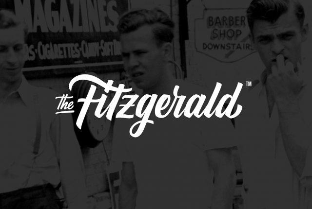 Diseño de identidad corporativa restaurante The Fitzgerald - Diseño de packaging restaurante The Fitz - Diseño de logo The Fitzgerald - Estudio de diseño en Valencia Pixelarte