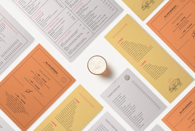 Identidad corporativa para jamonería Cobel - Branding restaurante carnicería Cobel - Estudio de diseño Valencia Pixelarte
