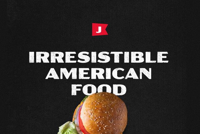 Marketing para restaurantes - Branding hamburguesería Jenkin's - Estudio de diseño gráfico Valencia Pixelarte